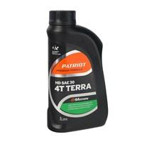 Масло 4х-тактное минеральное PATRIOT G-MOTION HD SAE 30 TERRA