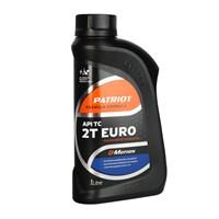 Масло 2х-тактное полусинтетическое PATRIOT G-MOTION EURO