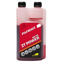 Масло 2х-тактное минеральное PATRIOT POWER ACTIVE 2Т