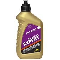Масло 4х-тактное полусинтетическое PATRIOT EXPERT HIGH-TECH 10W40