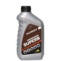 Компрессорное масло PATRIOT COMPRESSOR SUPERB GTD 250/VG